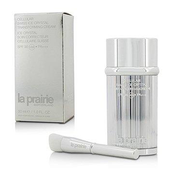 La Prairie Cellular Swiss Ice Crystal Transforming Cream SPF30 PA+++ - #10 Rose  30ml/1oz