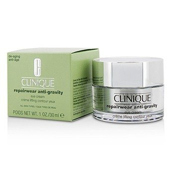 Clinique Repairwear Anti-Gravity Eye Cream - For All Skin Types  30ml/1oz