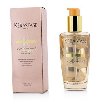 Kerastase Elixir Ultime Oleo-Complexe Radiance Beautifying Oil (For Colour-Treated Hair)  100ml/3.4oz
