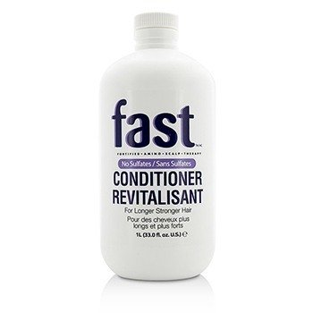 Nisim F.A.S.T Fortified Amino Scalp Therapy No Sulfates Conditioner (For Longer Stronger Hair)  1000ml/33oz