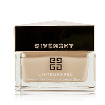 Givenchy L'Intemporel Global Youth Divine Rich Cream - For Dry Skin Types  50ml/1.7oz