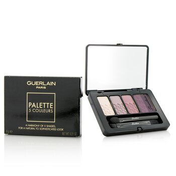 5 Couleurs Eyeshadow Palette  6g/0.21oz