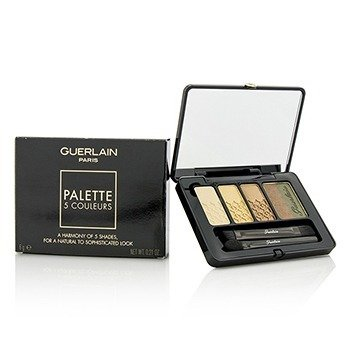 Guerlain 5 Couleurs Eyeshadow Palette - # 03 Coque D'Or  6g/0.21oz