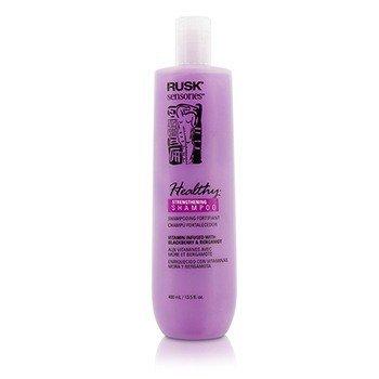 Rusk Sensories Healthy Blackberry & Bergamot Strengthening Shampoo (New Packaging)  400ml/13.5oz