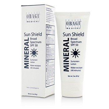 Obagi Sun Shield Mineral Broad Spectrum SPF 50 - 40 Minutes Water Resistant  85g/3oz