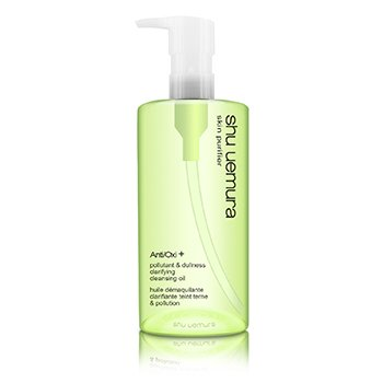 Shu Uemura Anti/Oxi+ Pollutant & Dullness Clarifying Cleansing Oil  450ml/15.2oz