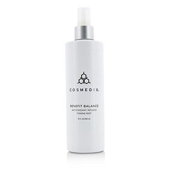 CosMedix Benefit Balance Antioxidant Infused Toning Mist - Salon Size  360ml/12oz