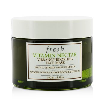 Fresh Vitamin Nectar Vibrancy-Boosting Face Mask  100ml/3.3oz
