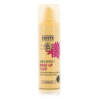 Lavera Nude Effect Make Up Fluid - # 02 Ivory Nude  30ml/1oz