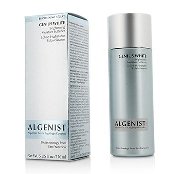 Algenist Genius White Brightening Moisture Softener  150ml/5oz