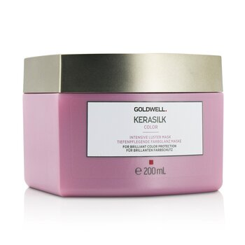 Goldwell Kerasilk Color Intensive Luster Mask (For Color-Treated Hair)  200ml/6.7oz
