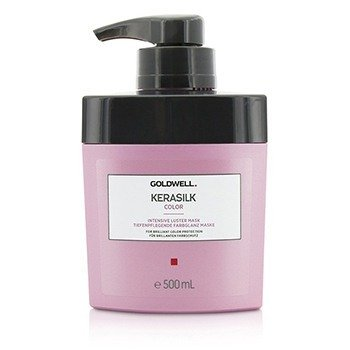 Goldwell Kerasilk Color Intensive Luster Mask (For Color-Treated Hair)  500ml/16.9oz