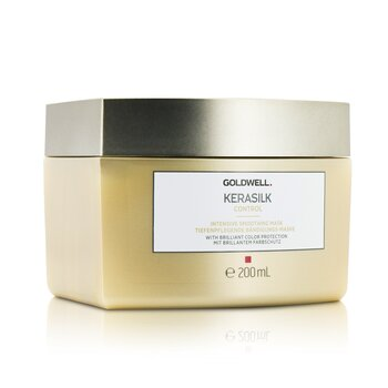 Goldwell Kerasilk Control Intensive Smoothing Mask (For Unmanageable, Unruly and Frizzy Hair)  200ml/6.7oz
