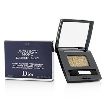 Christian Dior Diorshow Mono Lustrous Smoky Saturated Pigment Smoky Eyeshadow - # 564 Fire  1.8g/0.06oz
