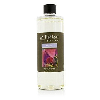 Millefiori Selected Fragrance Diffuser Refill - Monoi  500ml/16.9oz