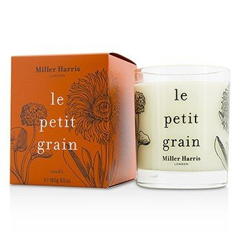 Miller Harris Candle - Le Petit Grain  185g/6.5oz