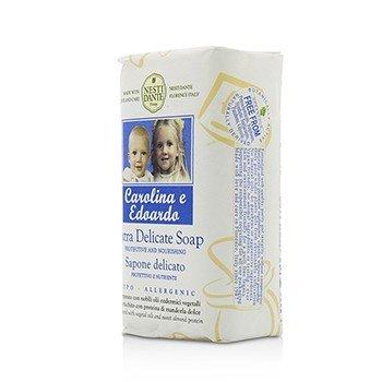 Carolina & Edoardo Extra Delicate Soap - Protective & Nourishing  250g/8.8oz
