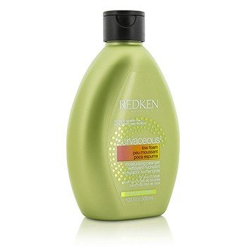 Curvaceous Low Foam Moisturizing Cleanser (For All Curls Types)  300ml/10.1oz
