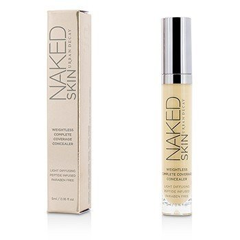 Urban Decay Naked Skin Weightless Complete Coverage Concealer - Light Warm  5ml/0.16oz