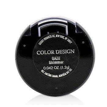 Color Design Eyeshadow  1.2g/0.042oz