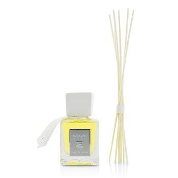 Millefiori Zona Fragrance Diffuser - Legni E Spezie (New Packaging)  100ml/3.38oz