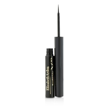 Elizabeth Arden Beautiful Color Bold Defining 24HR Liquid Eye Liner - 01 Dark Valentine  1.7ml/0.058oz