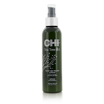 Tea Tree Oil Blow Dry Primer Lotion  177ml/6oz