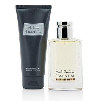 Essential Coffret: Eau De Toilette Spray 50ml/1.7oz + Shower Gel 100ml/3.3oz  2pcs