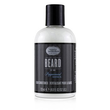 The Art Of Shaving Beard Conditioner - Peppermint Essential Oil  120ml/4oz