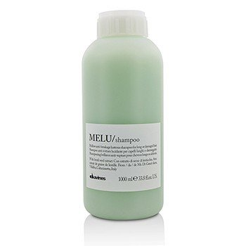 Davines Melu Shampoo Mellow Anti-Breakage Lustrous Shampoo (For Long or Damaged Hair)  1000ml/33.8oz