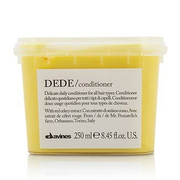 Dede Delicate Daily Conditioner (For All Hair Types)  250ml/8.45oz