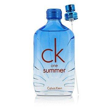CK One Summer Eau De Toilette Spray (2017 Edition)  100ml/3.4oz