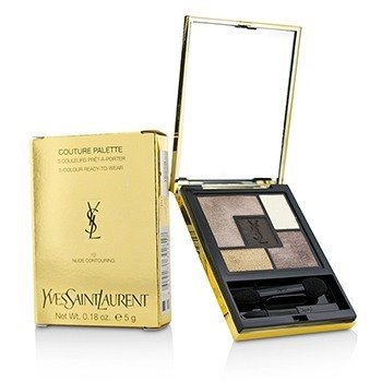 Yves Saint Laurent Couture Palette (5 Color Ready To Wear) #13 (Nude Contouring)  5g/0.18oz