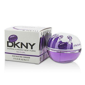 DKNY Be Delicious City Nolita Girl Eau De Toilette Spray  50ml/1.7oz