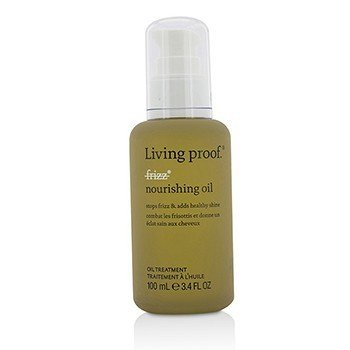 Living Proof No Frizz Nourishing Oil  100ml/3.4oz