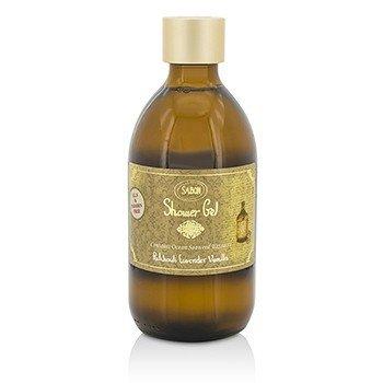 Sabon Shower Gel - Patchouli Lavender Vanilla  300ml/10.5oz