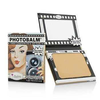 TheBalm PhotoBalm Powder Foundation - #Light/ Medium  9g/0.32oz