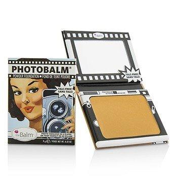 TheBalm PhotoBalm Powder Foundation - #Mid-Medium  9g/0.32oz