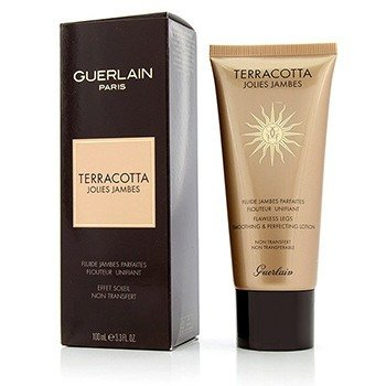 Guerlain Terracotta Jolies Jambes Flawless Legs Smoothing & Perfecting Lotion - Medium  100ml/3.3oz