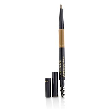 Estee Lauder The Brow MultiTasker 3 in 1 (Brow Pencil, Powder and Brush) - # 02 Light Brunette  0.45g/0.018oz