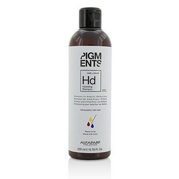 AlfaParf Pigments Hydrating Shampoo (For Slightly Dry Hair) PF014095  200ml/6.76oz