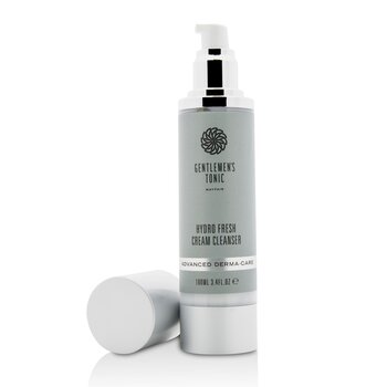 Gentlemen's Tonic Advanced Derma-Care Hydro Fresh Cream Cleanser  100ml/3.4oz