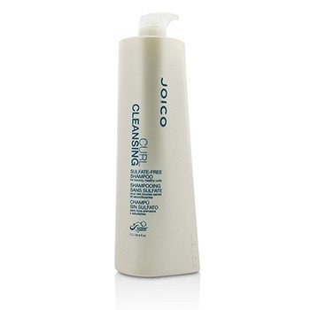 Joico Curl Cleansing Sulfate-Free Shampoo (For Bouncy, Healthy Curls)  1000ml/33.8oz