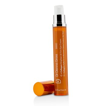 Dr Dennis Gross C + Collagen Brighten & Firm Eye Cream  15ml/0.5oz