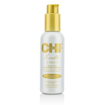 CHI Keratin K-Trix 5 Thermal Active Smoothing Treatment  115ml/3.92oz