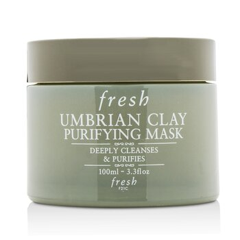 Fresh Umbrian Clay Purifying Mask - For Normal to Oily Skin  100ml/3.3oz