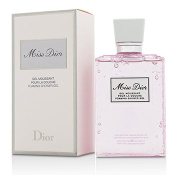 Christian Dior Miss Dior Foaming Shower Gel  200ml/6.8oz