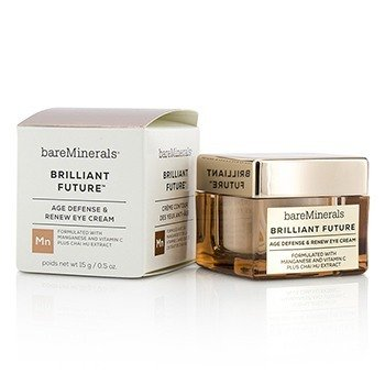 BareMinerals Brilliant Future Age Defense & Renew Eye Cream  15ml/0.5oz