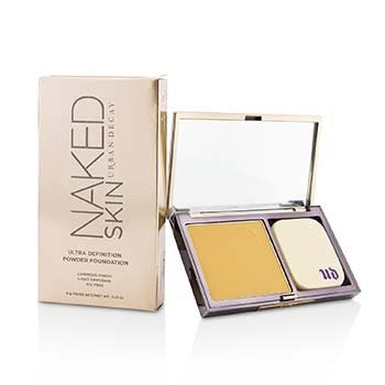 Urban Decay Naked Skin Ultra Definition Powder Foundation - Medium Warm  9g/0.31oz