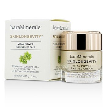 BareMinerals Skinlongevity Vital Power Eye Gel Cream  -